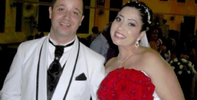 Gessiane e Luis Eduardo