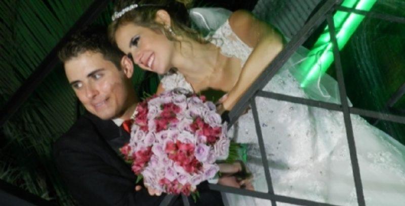 Michelle e Filipe