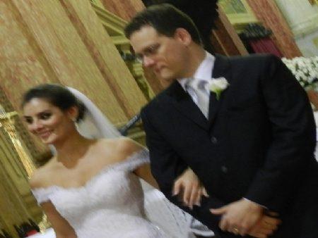 Livia e Luis Guilherme