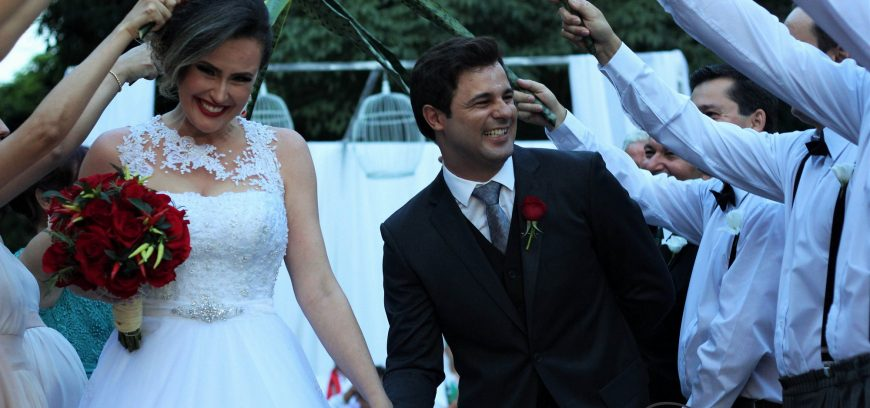 Iza Beatriz e Rafael