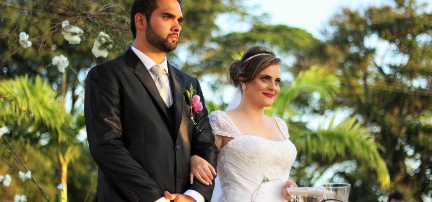 Aline e Makarius