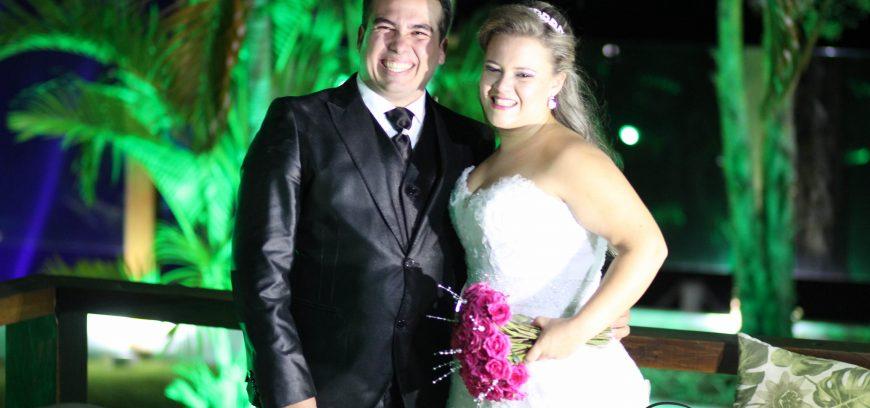 Melissa e Guilherme
