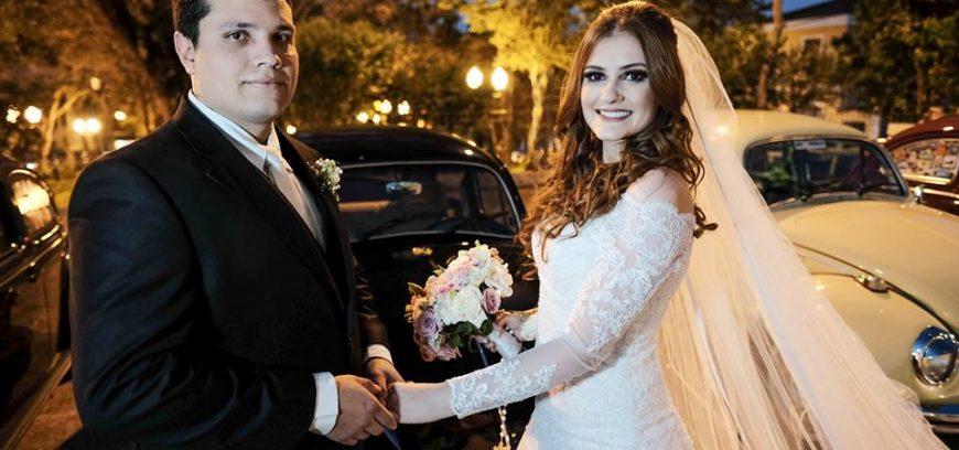 Rachel e Vitor